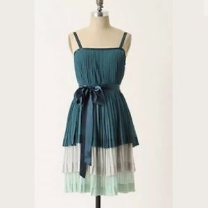 Girls From Savoy Bayan Pleated Dress